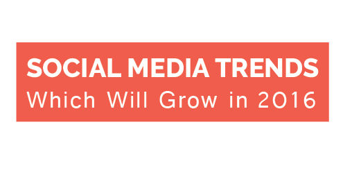GEAR UP FOR SOCIAL MEDIA DOMINATION IN 2016