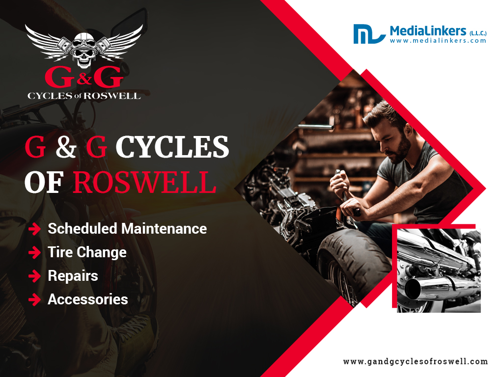 G & G Cycles of Roswell - A new shop in town!